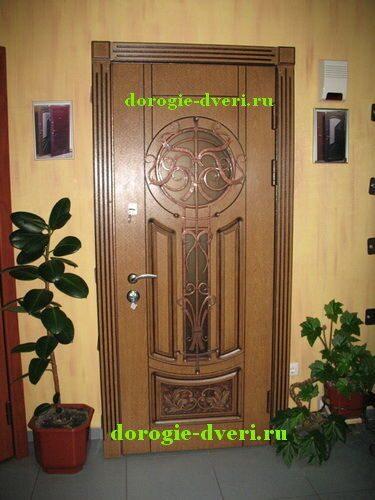 дорогие входные двери для квартир