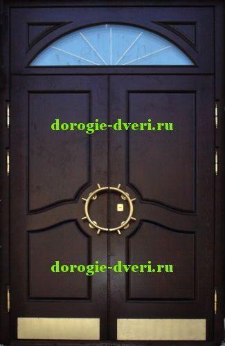 подъездные и парадные стальные двери