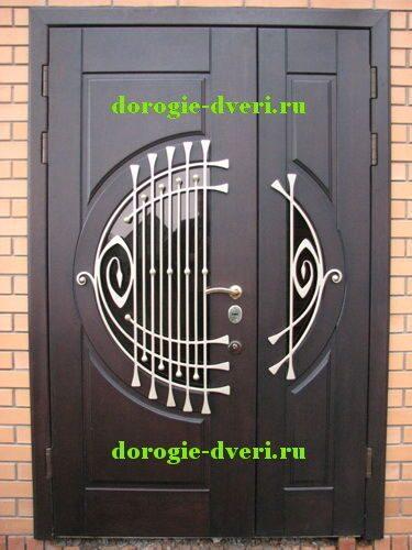 входные двери со стеклопакетом от производителя