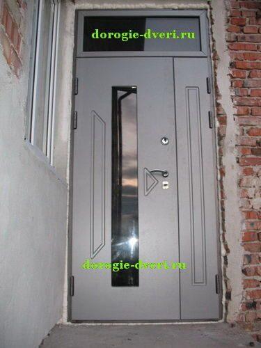 входная дверь со стеклом в воскресенске