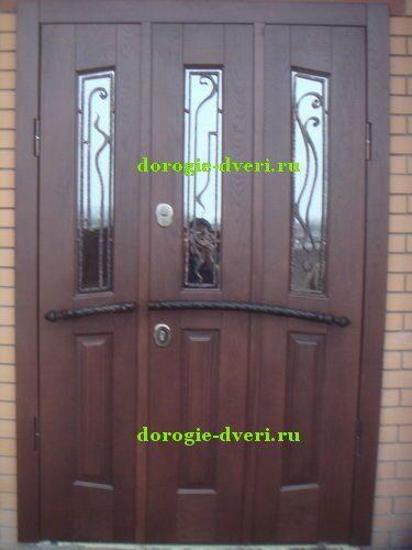 дверь металлическая входная для дачи голицыно