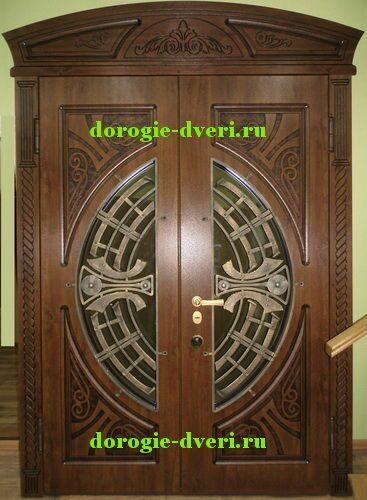 дорогая входные двери для загородного дома
