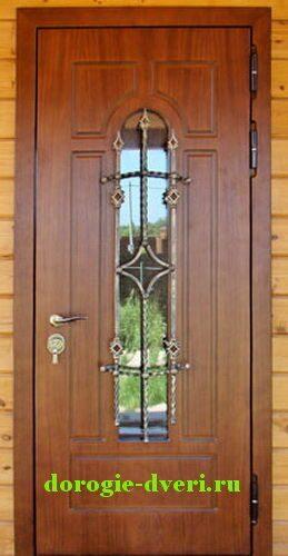 двери входные для коттеджа в лобне